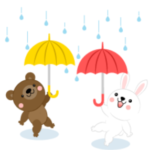【梅雨の季節に活躍する心理技術】
