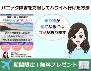 【無料電子書籍】電車・車・飛行機に乗れないが乗れた!